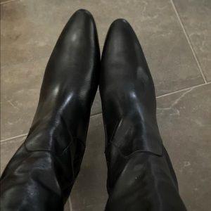 Manolo Blahnik knee boots